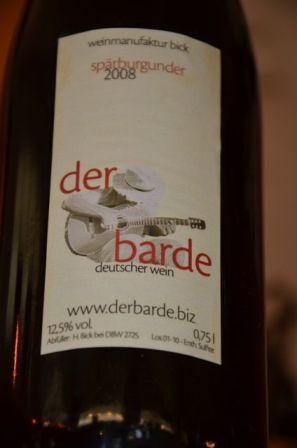Weinhandel fehrmann br hl ziereisen grauburgunder 2015 for Parato vinicola